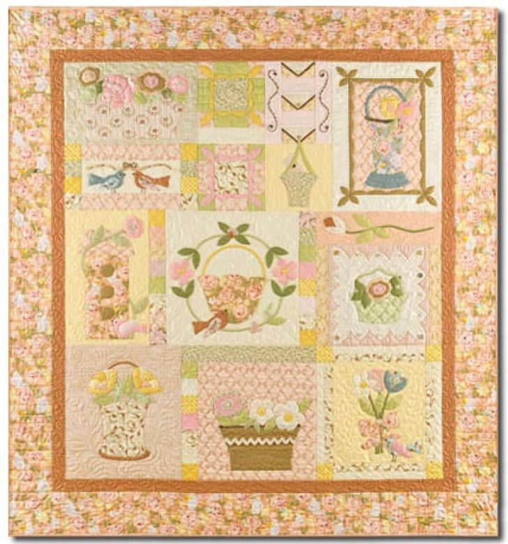 Permalink to 10 Interesting Bunny Hill Quilt Patterns Inspirations