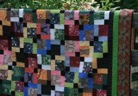 nine patches nine ways nine patch quilt inspiration Nine Patch Quilt Pattern Variations