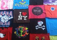 no sew tshirt quilt doing it yourself sewing stitches Cozy No Sew Tshirt Quilt Gallery