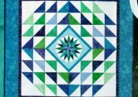 ocean waves quilt pattern piecedpaper pieced ce Stylish Ocean Wave Quilt Pattern Gallery