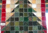 ochristmas tree rag tree quilt kit Christmas Tree Rag Quilt Pattern Gallery
