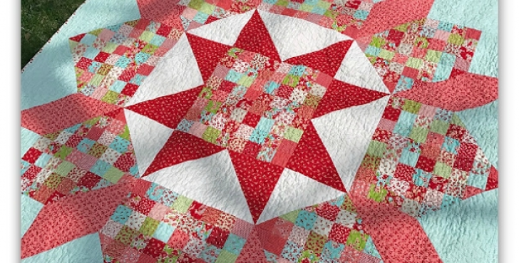 Permalink to Stylish Patchwork Swoon Quilt Pattern