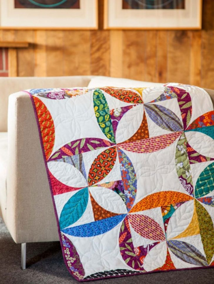 Permalink to Elegant Orange Peel Quilt Pattern