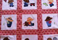 overall sam boys quilt patterns ba boy quilt patterns Unique Overall Sam Quilt Pattern