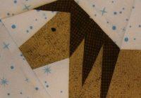 paper pieced rocking horse block pattern Elegant Rocking Horse Block Quilt Pattern Inspirations