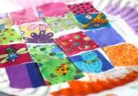 paper plate quilt craft happy hooligans Unique Arts And Crafts Quilt Patterns Inspirations