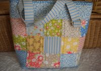 patchwork and quilted bag patterns to try Cool Patterns For Quilted Bags Inspirations