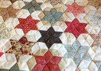 patchwork and quilting tutorial technique block quilt Elegant Traditional Patchwork Quilt Patterns