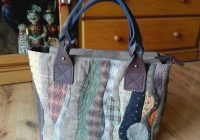 patchwork bag pattern quilt diy tutorial ideas Unique Sewing Quilted Bags Inspirations