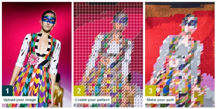 Permalink to Stylish Patchwork Quilt Pattern Generator Inspirations