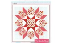 patchwork swoon quilt pattern thimble blossoms tb 200 fat Stylish Patchwork Swoon Quilt Pattern