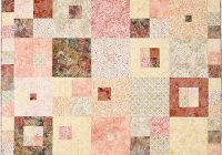 pattern hip to be square quilt pattern from busy bee Interesting Hip To Be Square Quilt Pattern
