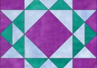 patterns of life quilt series block 11 crown of thorns Cozy Crown Of Thorns Quilt Pattern
