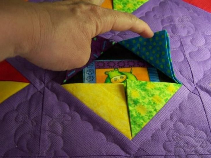Permalink to Interesting Peek A Boo Quilt Pattern Inspirations