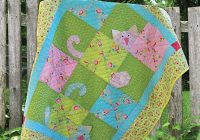 peek a boo kitty quilt pattern Interesting Peek A Boo Quilt Pattern Inspirations