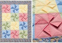 peekaboo quilt stitch this the martingale blog Interesting Peek A Boo Quilt Pattern Inspirations