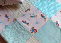 peter rabbit quilt patchwork beatrix scarlettscozycottage Cozy Peter Rabbit Quilt Pattern Inspirations
