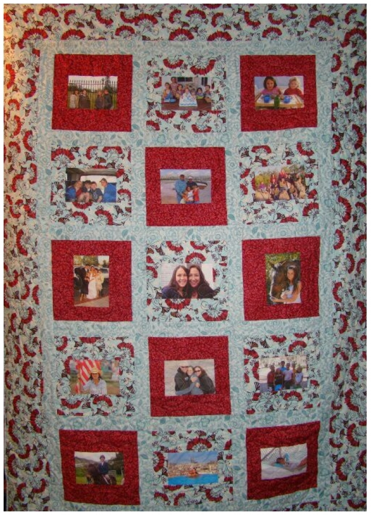 Permalink to Cozy Photo Memory Quilt Patterns Gallery