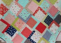 picnic new quilt pattern a quilting life Modern Vintage Picnic Quilt Gallery