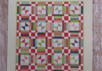 picnic quilt kit vintage picnic moda bonnie olaveson pattern fabric Unique Moda Vintage Picnic Quilt Gallery