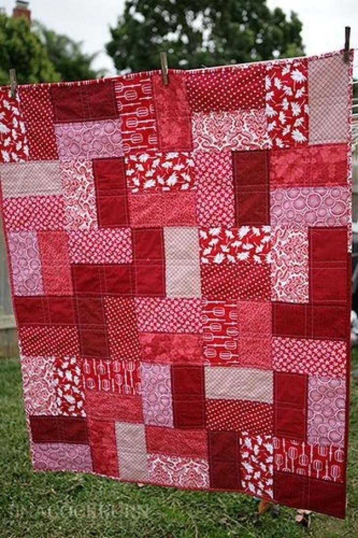 Permalink to 10 Stylish Simple Lap Quilt Patterns Inspirations