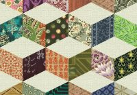 pin barrio bars on geometric patterns vintage quilts Modern Geometric Quilting Patterns Gallery