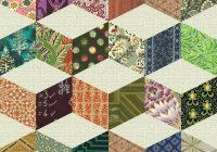 pin barrio bars on geometric patterns vintage quilts Modern Geometric Quilting Patterns Inspirations