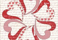 pin linda paredez on appliques and quilts applique Unique Applique Heart Quilt Patterns Inspirations