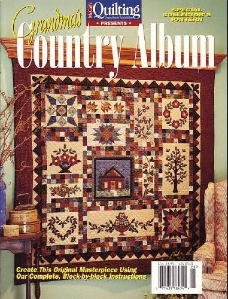 Permalink to Interesting Grandmas Country Album Quilt Pattern