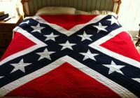 pin on beautiful Elegant Confederate Flag Quilt Patterns