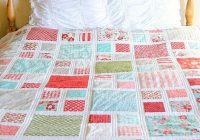 pin on crafty things Interesting Single Bed Patchwork Quilt Patterns Gallery