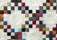 pin on exemplary quilting Cozy Double Irish Chain Quilt Pattern Gallery