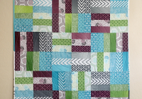 pin on quilting Modern Fat Quarter Jelly Roll Quilt Gallery