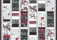 pin on quilting Red And Black Quilt Patterns