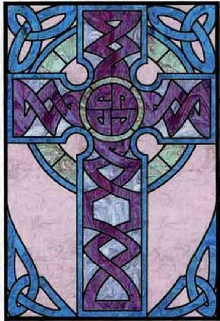 Permalink to Modern Celtic Cross Quilt Pattern Gallery
