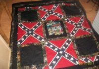 pin on quilts Unique Confederate Flag Quilt
