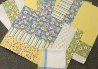 pin on things to make Modern Quilted Placemat Patterns To Sew