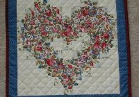 pin vonnie hofeldt on quilts watercolor quilt heart Stylish Watercolor Heart Quilt Pattern