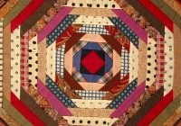 pineapple Modern Pineapple Log Cabin Quilt Pattern Gallery