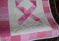 pink ribbon quilt quilting ribbon quilt breast cancer Cozy Pink Ribbon Breast Cancer Quilt Pattern Inspirations
