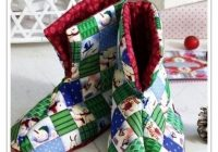 pinterest Cool Quilted Slippers Pattern Inspirations