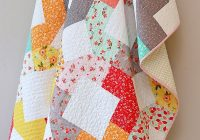 playing around again quilt from a piece of cake modern Piece Of Cake Quilt Pattern Inspirations