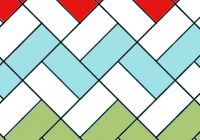 pre nol zigzag quilt tutorial part one quilt top sewn up Easy Zig Zag Quilt Pattern Inspirations