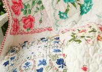 preserve vintage hankies in a beautiful quilt quilting digest 9 Unique Handkerchief Quilt Pattern Inspirations