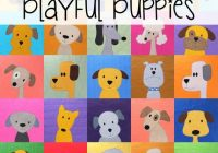 puppy dog quilt applique pattern pdf Interesting Dog Applique Quilt Patterns Gallery