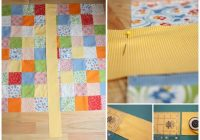 quilt along series sewing on borders make and takes Modern Sewing A Border On A Quilt Inspirations