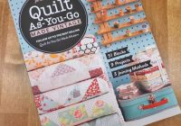 quilt as you go made vintage jera brandvig of quilting in Elegant Quilt As You Go Made Vintage Gallery