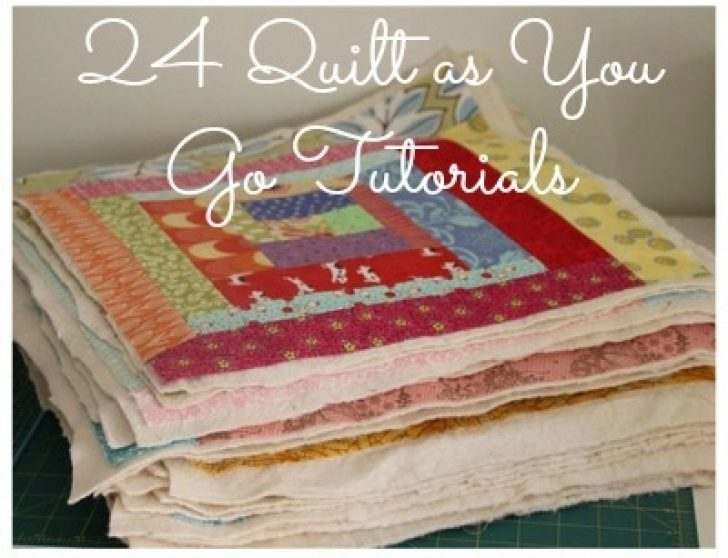 Permalink to Modern Easy Quilt As You Go Patterns Gallery