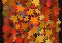quilt inspiration autumn leaves quilts womens quilted jacket Autumn Leaves Quilt Pattern Inspirations