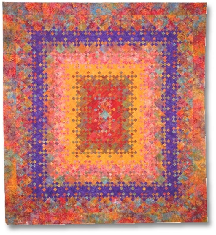 Permalink to Cozy Blooming Nine Patch Quilt Pattern Inspirations